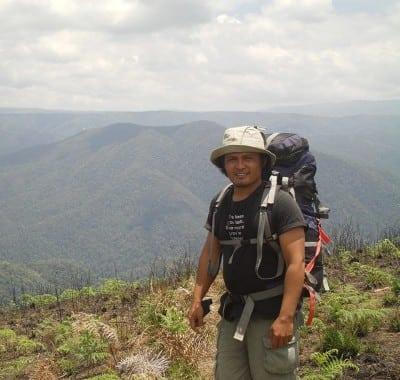 Petrus Sinawan Tentena Tour Guide