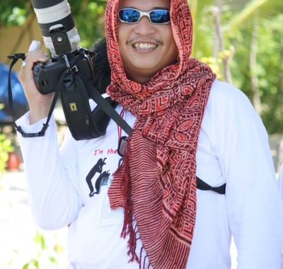 Hernan Halim Sulawesi Tour Guide