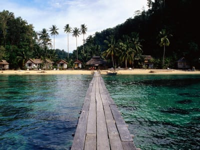Kadidiri Island, The Togians