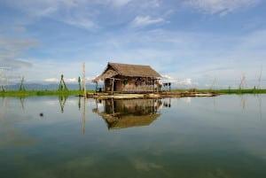 Floating House Tempe Lake Tour