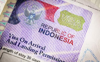 Free Visa to Indonesia